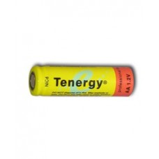 20102 Tenergy NiCd AA 1000mAh Rechargeable Flat Top Battery