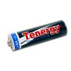 40904 Tenergy AA Size (R6) Heavy Duty Carbon Zinc Batteries