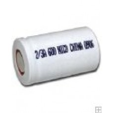 SAF-411578101 SAFT 2/3AF NICD 600MAH