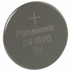 CR1620 PANASONIC LITHIUM COIN 3V 16MM X 2MM BULK PACKAGING