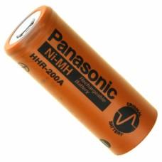 HHR210A-0 PANASONIC A CELL NIMH 2100MAH