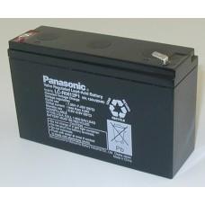 LCR0612P1 PANASONIC SLA 6V 12AH SEALED LEAD ACID